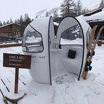 Foto de Club Med Val d'Isère - French Alps