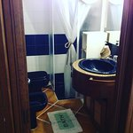 White dreams room : private bathroom