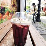 Smoothie Gorski Plodove - Raspberries, Blueberries, Blackberries, Red&Black Currant, Banana, Mil