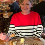 Happy birthday to Teresa  looked after like s princess by Boulaid  thank you xx