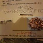 May Restaurant Foto