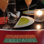 Foto de Trattoria Dell'Arte