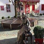 Little Mozart Statue