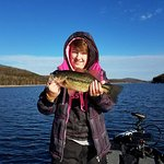 Nice, chilly bass...