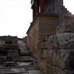 Photo of Knossos Archaeological Site