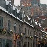 Foto van Old Quebec