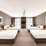 vibe hotel sydney executive family bedroom room quad