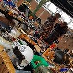 Billede af Mauerpark Flea Market