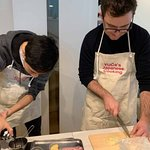 Ramen & Gyoza cooking class with chef YUCa