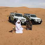 desert tours offered starting from 180dhs