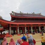 Sam Po Kong Temple照片