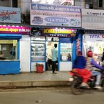Main bzjar and Upper Bazar ooty