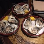 Clarinbridge oysters...the BEST oysters I've ever had!!!