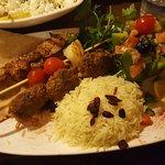 kebab and shishlik