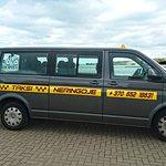 Taxi In Nida (Neringa).