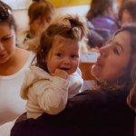 Family in Jack´s Cafe Cusco