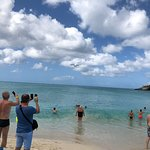 Foto van Maho Beach