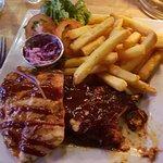 Chicken & ribs