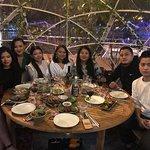 Birthday dinner in the Igloo, Busaba Eathai