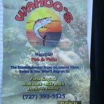 Foto de Wahoo's Waterside Pub & Patio