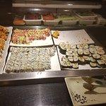 Ginza buffet- sushi corner