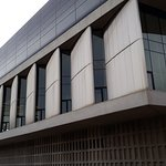 Acropolis Museum building with automatic shading