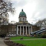 Imperial War Museum (Kriegsmuseum des britischen Weltreichs) Foto