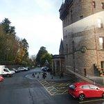 Entrance to Belfast Castle