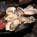 My friend said the oysters were some of the best she has had.