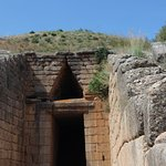 Citadel and Treasury of Atreus