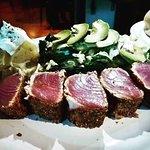 Atún sellado. Seared tuna. Always fresh!