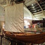 11th century boat reconstruction