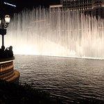 Foto de Fuentes del Hotel Bellagio