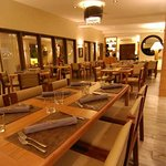 Anzani's Main Dining, a perfect place for celebrating memories.