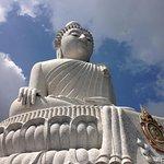 Big Buddha. Very magical