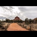Bell Rock Is One of Sedona's most popular vortex locations offering a nice trail with beautiful