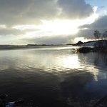 Frøylandsvatnet ved Midgardsormen.