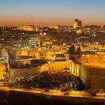 Jerusalem @night