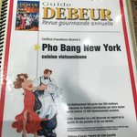 Foto de Pho Bang New York