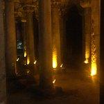 Bild från Det sjunkna palatset