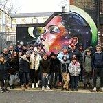 Graffity Tour Shorditch London - 2 Jan 2019