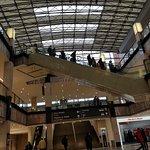 Massive shopping centre