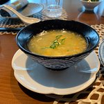 Sweet Corn Soup - not authentic for sure