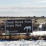 Foto van Dead Horse Point State Park