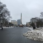 Bild från Freedom Monument (Brivibas Piemineklis)