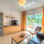 alborada golf by mimar - Living room apartment 2 or 3 bedroom
