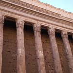 Foto van Tempio di Adriano