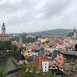 City panorama from the Castle