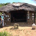 Nsangwini Bushman Paintings
