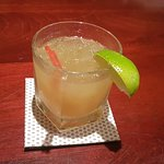 An Exotic Rum Punch!